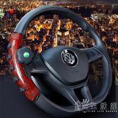 汽車方向盤助力球轉向器多功能輔助器單手通用型高檔省力器軸承式   聖誕節歡樂購