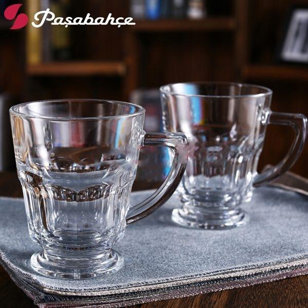 土耳其PASABAHCE卡沙巴蘭卡古典系列 八角杯 270cc 咖啡杯 強化玻璃 飲料杯
