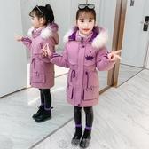 7女童冬裝8棉衣外套2020新款派克棉服羽絨棉襖女孩中大童洋氣十歲 快速出貨