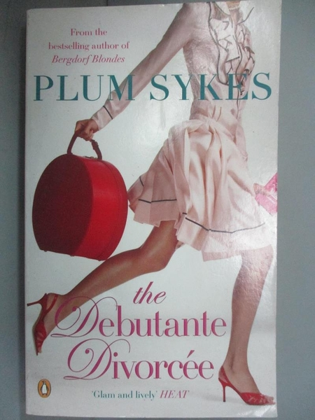 【書寶二手書T5/原文小說_OGI】The Debutante Divorcee_Plum Sykes