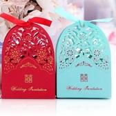 結婚用品中國風喜糖盒子婚慶喜糖袋