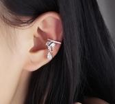 甜美氣質女韓國簡約時尚個性耳骨夾小飾品耳環耳夾無耳洞女0301
