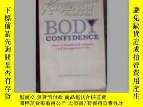 二手書博民逛書店英文原版罕見Body Confidence by Astrid