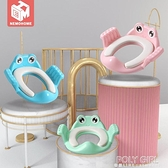 大號嬰兒童馬桶圈坐便器女家用寶寶幼兒小孩男孩坐墊蓋梯女孩專用 ATF 夏季狂歡