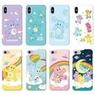 Care Bears 彩虹熊 硬殼 手機殼│iPhone 5S SE 6 6S 7 8 Plus X XS MAX XR 11 Pro│ z8916
