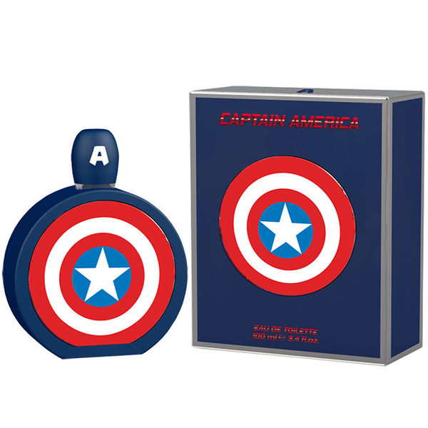 MARVEL CAPTAIN AMERICA 美國隊長 男性香水 100ml