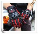 林森●M2R防摔手套, G-06,G06,黑紅