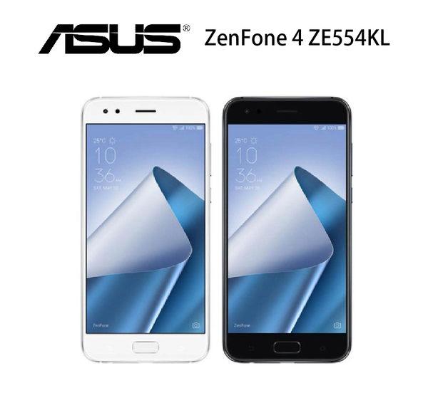 華碩 ASUS ZenFone 4 ZE554KL 6G/64G 5.5吋 4G+3G雙卡雙待 - 白/黑  [24期零利率]