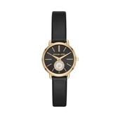 MICHAEL KORS奢華時尚真皮腕錶MK2750