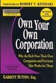 二手書Own Your Own Corporation: Why the Rich Own Their Own Companies and Everyone Else Works for Them R2Y 0446539066