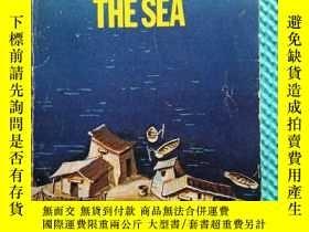 二手書博民逛書店The罕見old man and the sea 英文原版 美國印 名圖自定Y11153 The old ma