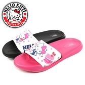 N-29128 45週年 凱蒂貓甜甜美食防水拖鞋【HELLO KITTY 】