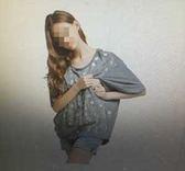 [COSCO代購] Mamaway 媽媽餵維尼氣球印花短袖罩衫(多種尺寸選擇) _W115035