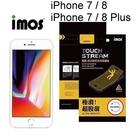【iMos】iPhone 7 / 8 Plus 4.7吋 5.5吋 正面 霧面 電競螢幕保護貼