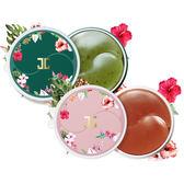 韓國 JAYJUN 水光凝膠眼膜(30對入) 綠茶/洛神花 兩款可選【小三美日】