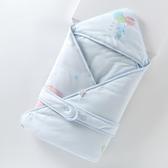 店長推薦 純棉寶寶抱被嬰兒包被棉花內膽秋冬季新生兒的用品春秋款空調被子