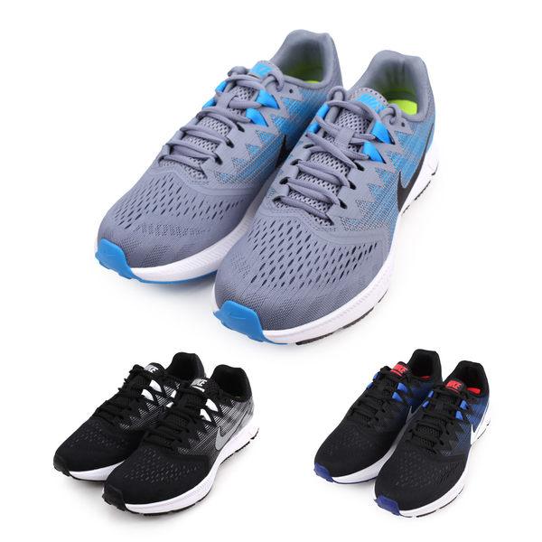 NIKE ZOOM SPAN 2 男慢跑鞋 (免運 訓練 健身 路跑≡體院≡