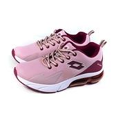 LOTTO 運動鞋 跑鞋 粉紅色 女鞋 LT9AWR1003 no010