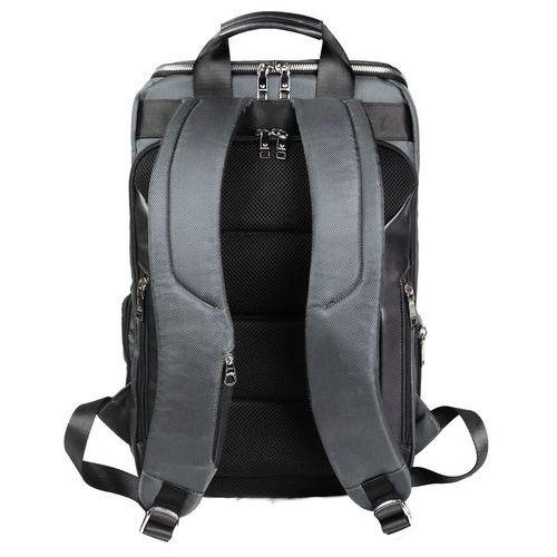 RUSA RS-BB-502 冒險家防盜電腦後背包 沉穩藍