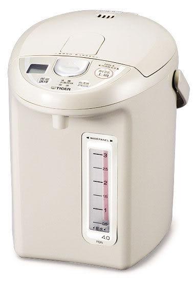 虎牌4.0 公升 輕巧型液晶顯示熱水瓶【PDN-A40R】**含運費**