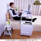 簡約可移動床上雙人筆記本台式電腦桌家用懶人跨床護理升降小桌子 NMS造物空間