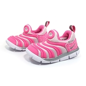 《7+1童鞋》小童 NIKE DYNAMO FREE (TD) 輕量毛毛蟲鞋 閃耀星芒 特別款 運動鞋 H806 粉色
