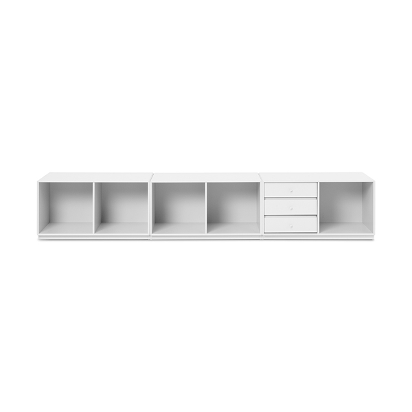 Montana Rest Combined Bench & Shelving 休憩系列 長凳&收納系統