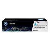 【分期0利率】HP 原廠藍色碳粉匣 CE311A 適用 HP CLJ CP1025/M175a/M175nw