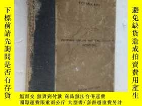 二手書博民逛書店HANDBOOK罕見OF THERAPY AND FORMULARY治療和處方手冊Y25446 出版19