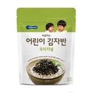 韓國 Bebecook 寶膳 嬰幼兒初食系列 - 原味海苔酥 25g