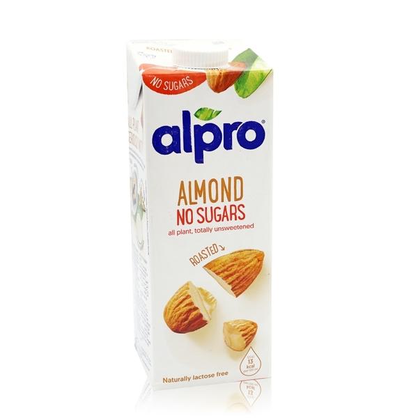 【ALPRO】無糖杏仁奶(1公升) 效期2021/04