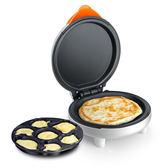 蛋糕烘焙機蛋糕機雞蛋仔模型電餅電熱蛋仔餅干模具烙餅早餐機器 qf1675【夢幻家居】