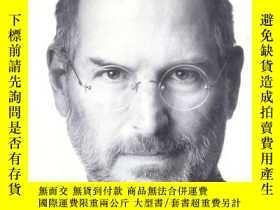 二手書博民逛書店Steve罕見Jobs - The Exclusive Biog