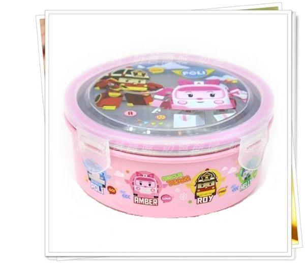 韓國製 正版 304不鏽鋼 圓形 安寶701620 樂扣蓋 方型保鮮盒 便當盒 630ml 奶爸商城