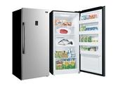 «點我再折價/0利率»SANLUX三洋410公升 自動除霜 窄身 直立 冷凍櫃/冷藏櫃SCR-410A【南霸天電器百貨】