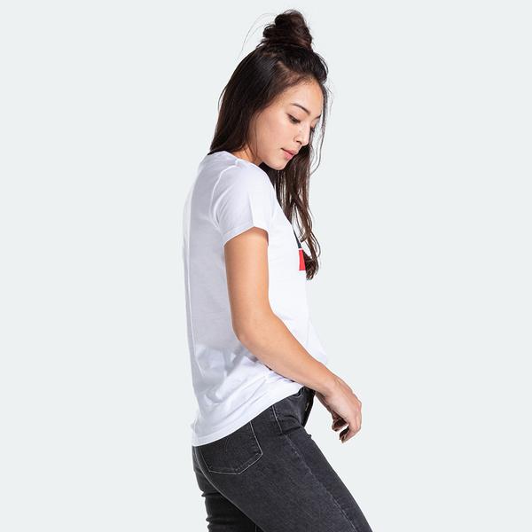Levis 女款 短袖T恤 / 復古Sportwear Logo