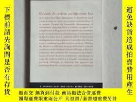 二手書博民逛書店Thinking罕見the Present:Recent Ame