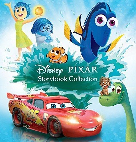 【迪士尼故事合輯】DISNEY PIXAR STORY BOOK COLLECTION/精裝