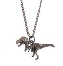 槍黑 小恐龍 鎖骨鏈 女 男生也可以帶 ...