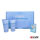 Versace 凡賽斯 雲淡風輕 小香禮盒 迷你三件組 *10點半美妝館*