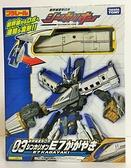 【震撼精品百貨】 TOMICA多美~《 PLARAIL 新幹線 》變形 ROBOT E7 KAGAYAKI#83244