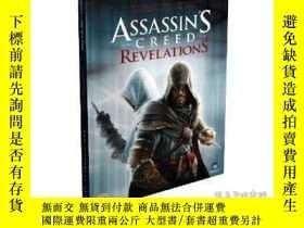 二手書博民逛書店Assassin s罕見Creed Revelations 刺客
