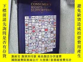 二手書博民逛書店CONSUMERS罕見RIGHTS SUPPORTERS消費者權