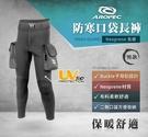 [台灣製 Aropec] 3mm 雙口袋 防寒長褲 男女適用;蝴蝶魚游泳防寒專家