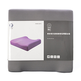 HOLA 高密度抗菌健康塑型釋壓坐墊-灰色