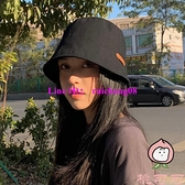日系顯臉小漁夫帽子女夏季盆帽時尚遮陽帽【桃可可服飾】