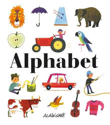 Alphabet 百變字母 精裝繪本