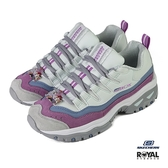 Skechers Energy 淡藍色 皮質 休閒運動鞋 女款NO.J0551【新竹皇家 149228BLPR】