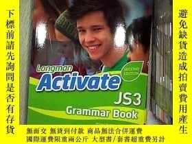 二手書博民逛書店Longman罕見activate JS3Y203004