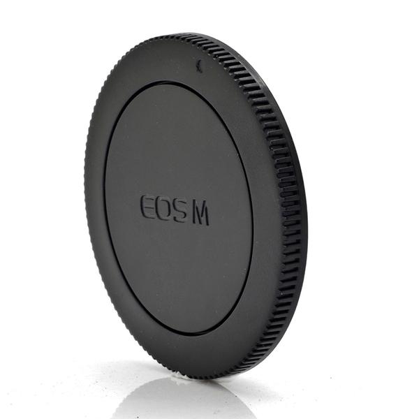 又敗家@佳能Canon副廠機身蓋EOS-M機身蓋EOSM機身蓋EF-M機身前蓋相機蓋相容Canon原廠機身蓋R-F-4機身蓋